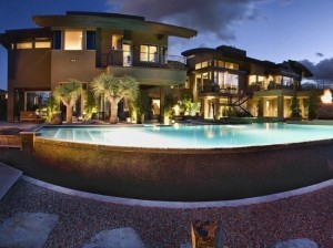 private homes in Las Vegas