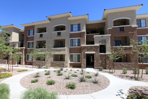 apartment rental rates rising across the u s las vegas on the