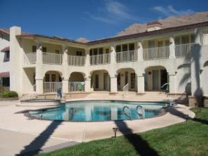 Las Vegas party house rental